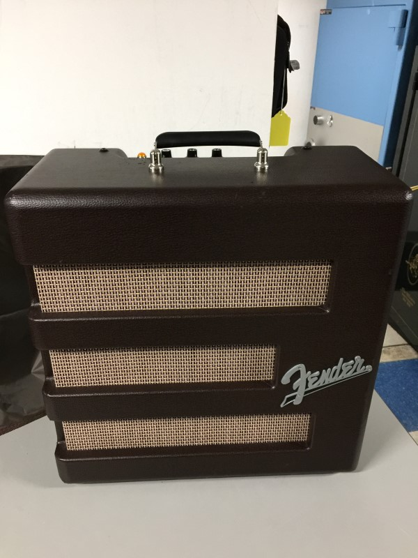 2012 FENDER SPECIAL EXCELSIOR 13-WATT TUBE GUITAR AMPLIFIER