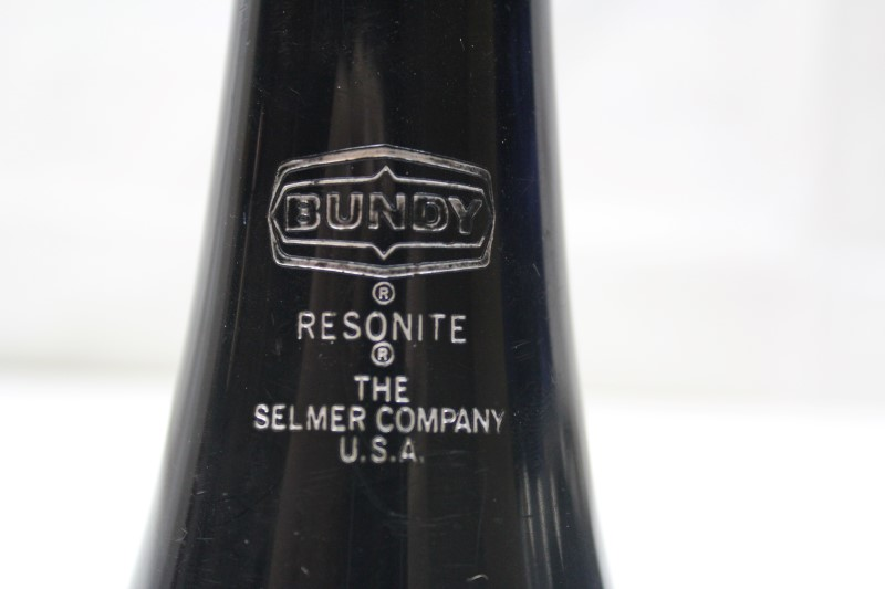 BUNDY Clarinet RESONITE CLARINET
