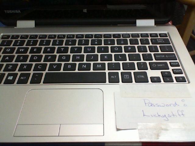 TOSHIBA Laptop/Netbook L15W-B1303