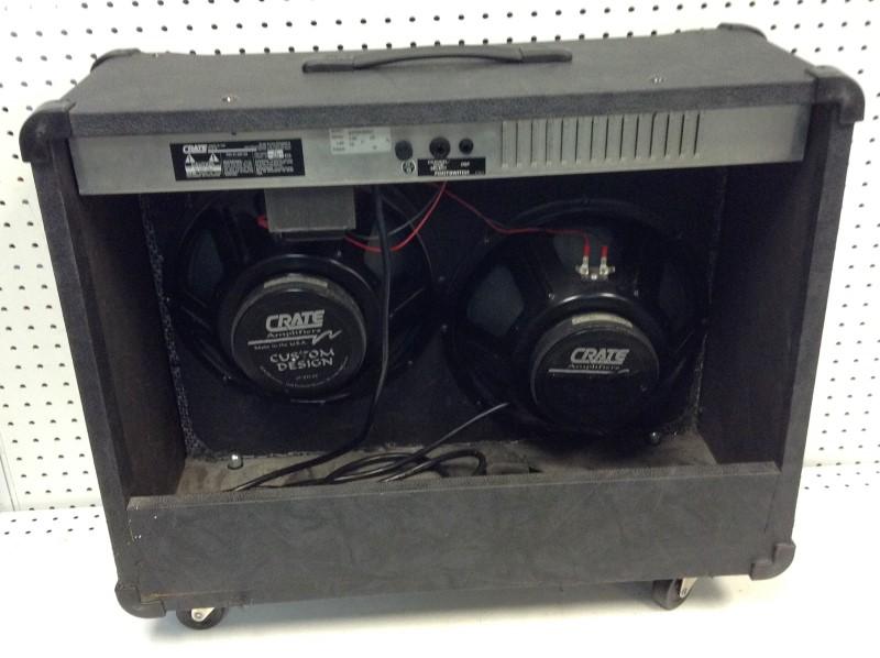 CRATE Electric Guitar Amp GFX-212