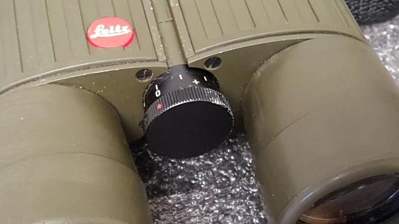 Leitz Portugal Trinovid 7x32BA, 150M/1000M Compact Binoculars