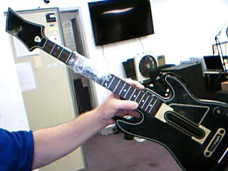 SONY Video Game Accessory GUITAR HERO GUITAR- PS4