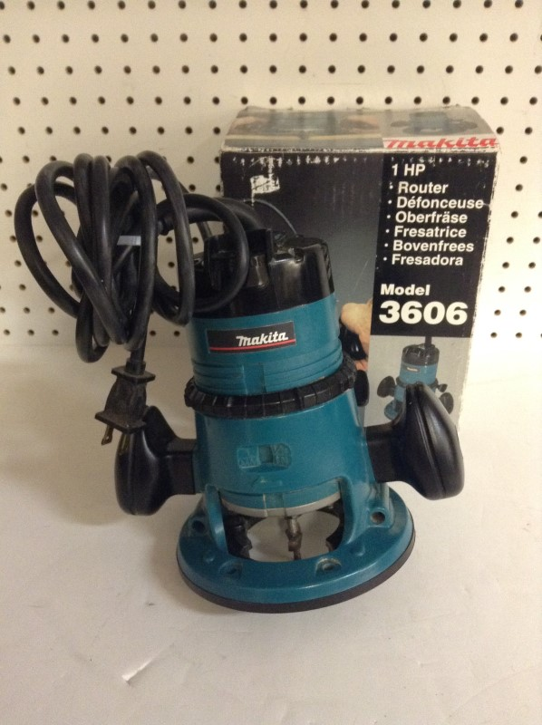 MAKITA Router 3606 ROUTER