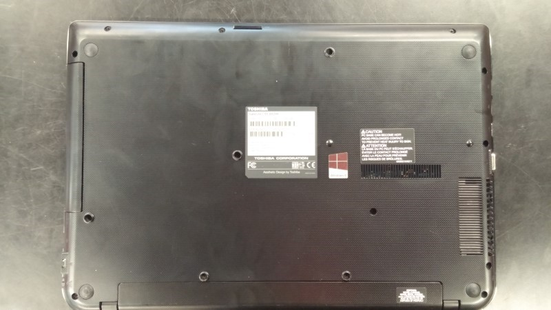 TOSHIBA Laptop/Netbook C55-B5299