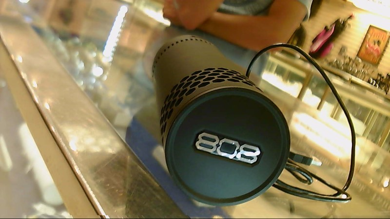 808 AUDIO BLUETOOTH SPEAKER SP891B