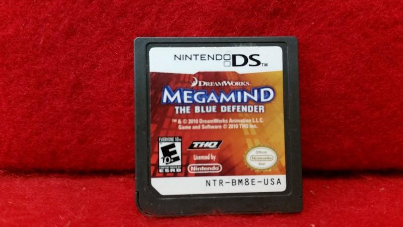 Megamind: The Blue Defender (Nintendo DS, 2010)