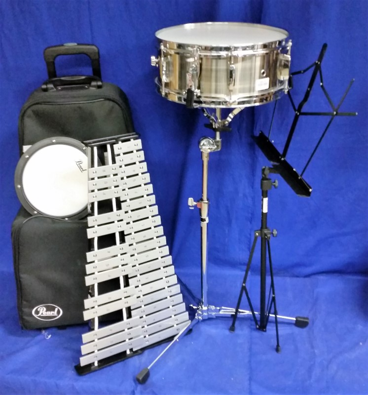 PEARL PL900C PERCUSSION LEARNING CENTER & CASE