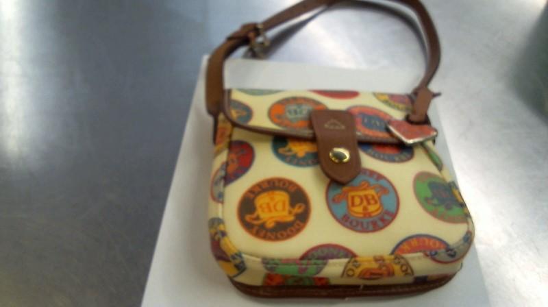 DOONEY & BOURKE Handbag DOONEY AND BOURKE SMALL MESSENGER BAG