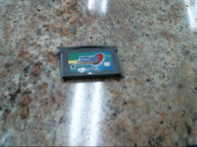 NINTENDO Nintendo GBA Game MEGAMAN BATTLE CHIP CHALLENGE