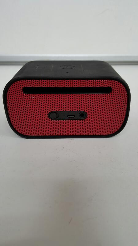 Ultimate Ears UE MINI BOOM Wireless Bluetooth Speaker - Red
