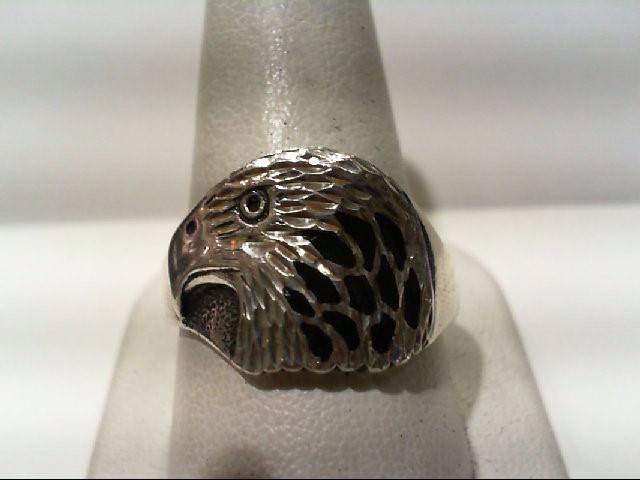 Gent's Silver Ring 925 Silver 6.5g