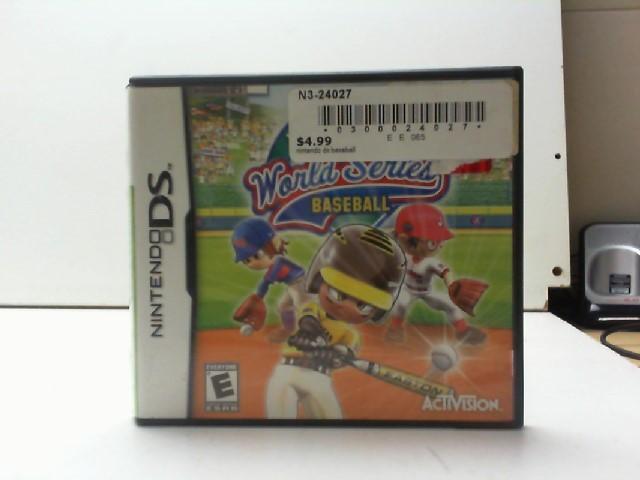 NINTENDO Nintendo DS Game LITTLE LEAGUE WORLD SERIES BASEBALL 2009