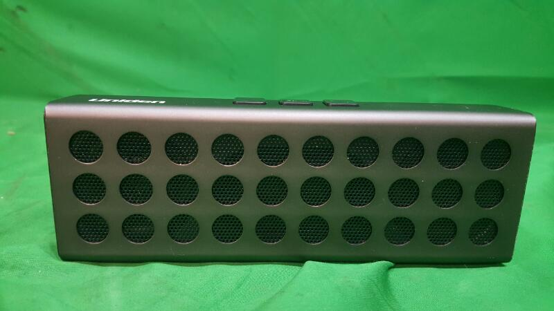 UNIDEN BLUETOOTH SPEAKER Grey Aluminum