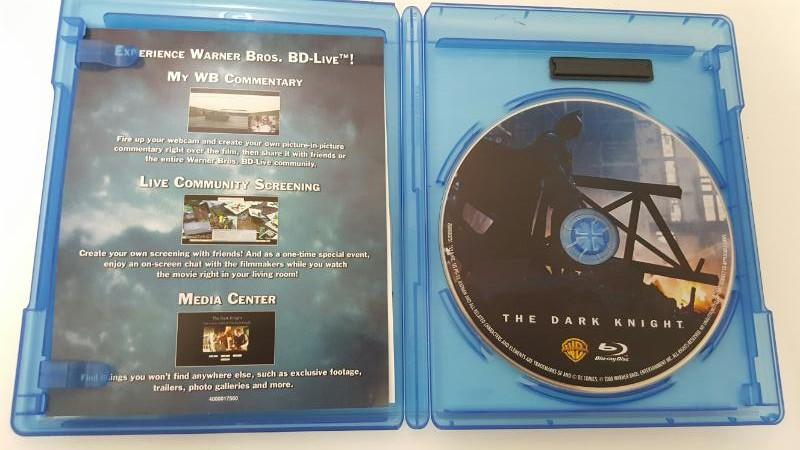 BLU-RAY MOVIE Blu-Ray THE DARK KNIGHT