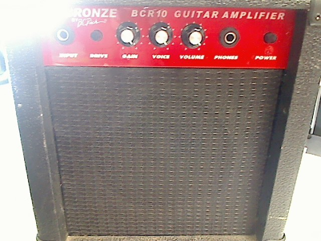BC RICH Electric Guitar Amp BCR-10
