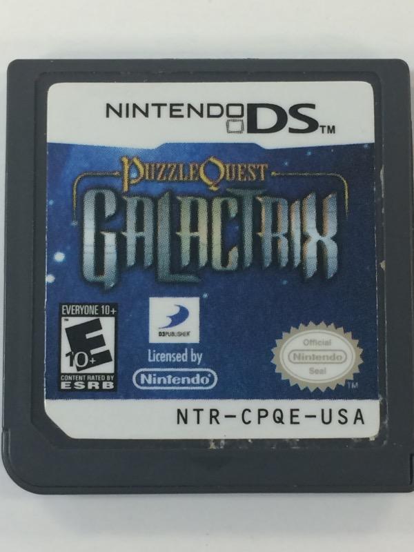NINTENDO Nintendo DS Game PUZZLE QUEST GALACTRIX
