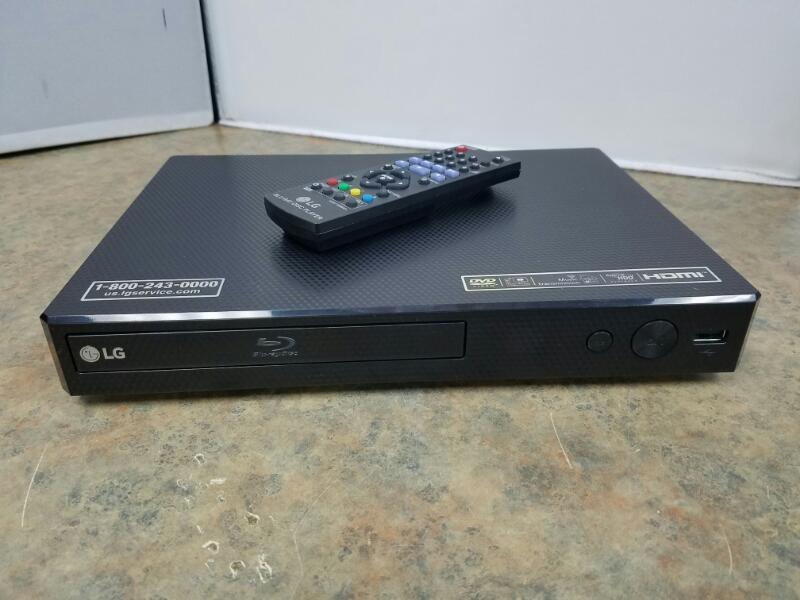 LG DVD Player BPM25