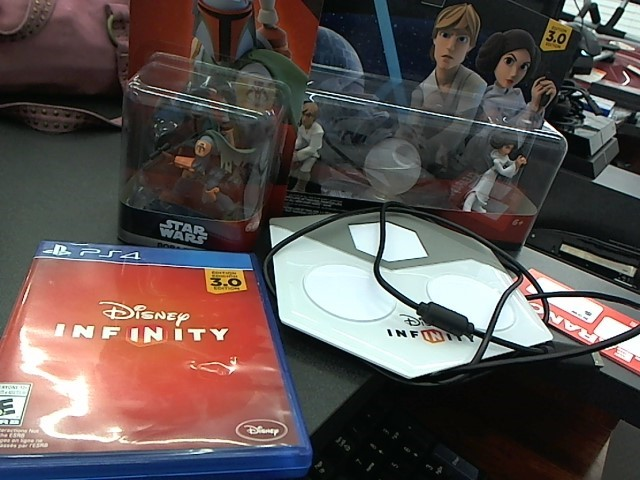 DISNEY Video Game Accessory INFINITY PS4
