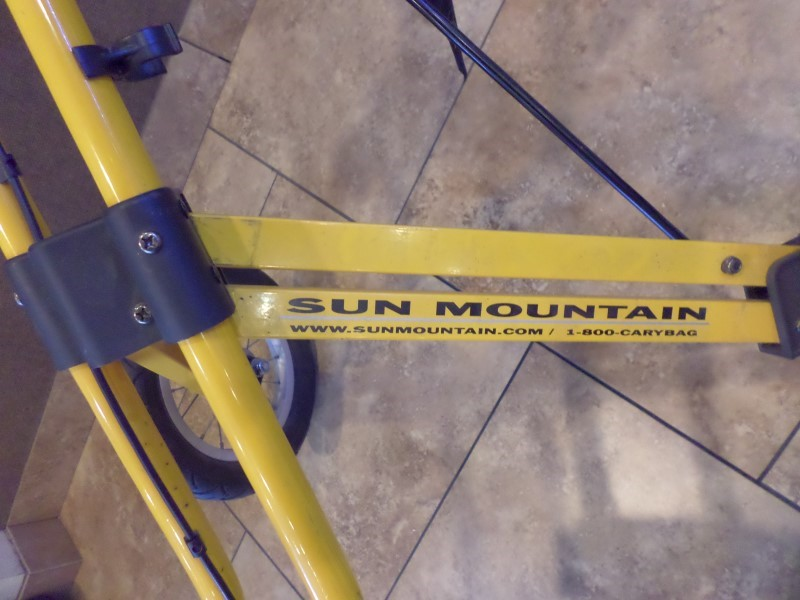SUN MOUNTAIN Golf Accessory SPEED CART