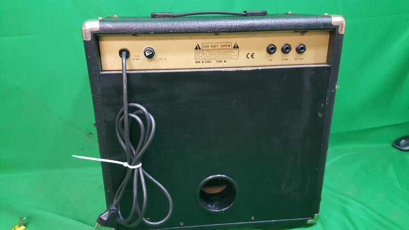 ROGUE Bass Guitar Amp CG-30B