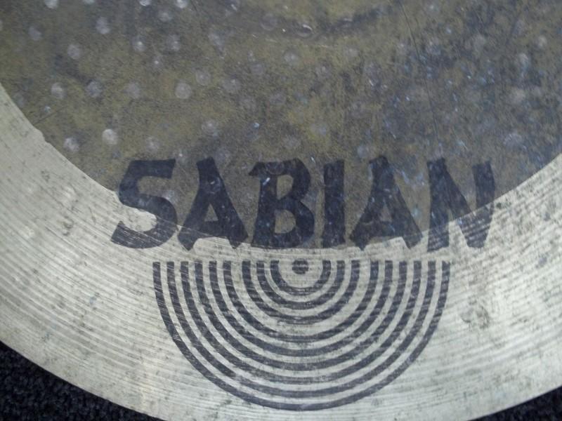 """SABIAN CUSTOM DUO 18/45  18"""" RIDE"""