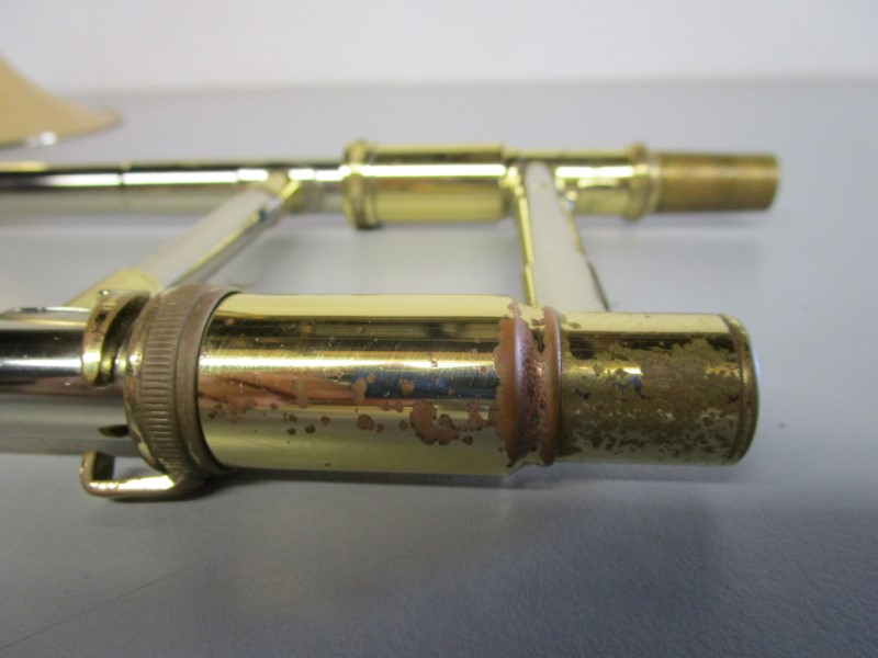 ANDREAS EASTMAN ETB432G TENOR TROMBONE, INTERMEDIATE