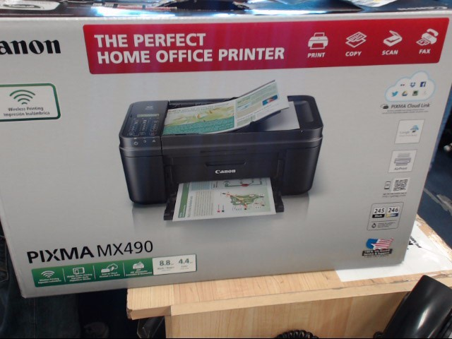 CANON Printer PIXMA MX490