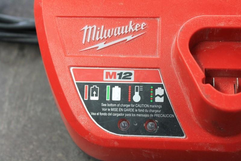 MILWAUKEE Cordless Drill 2407-22