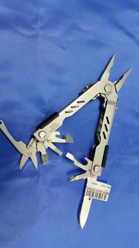 GERBER Pocket Knife 08239 LEGEND MULTI-PLIER 800 MULTITOOL
