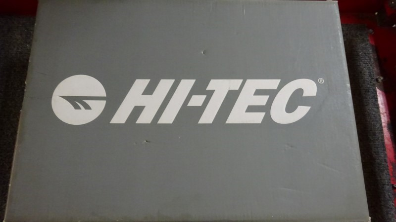 HI-TEC Shoes/Boots ELEVATION