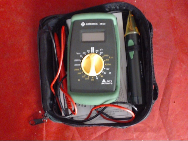 GREENLEE Multimeter DM-20