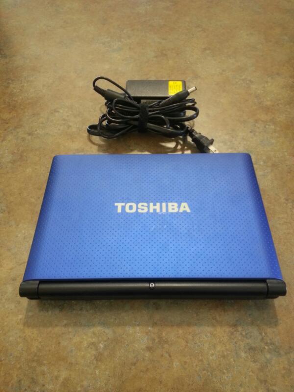 TOSHIBA Laptop/Netbook NB505-N500BL