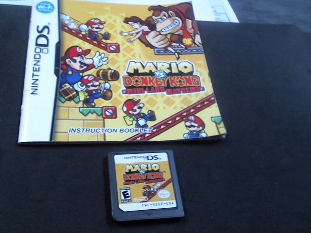 NINTENDO Nintendo DS Game MARIO VS DONKEY KONG (I05012386)