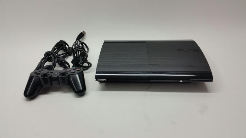 Sony PlayStation 3 500GB CECH-4001C