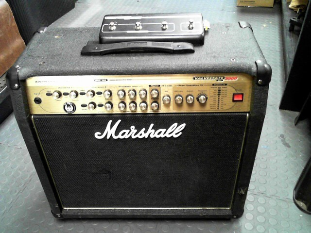 MARSHALL Electric Guitar Amp VALVESTATE 2000
