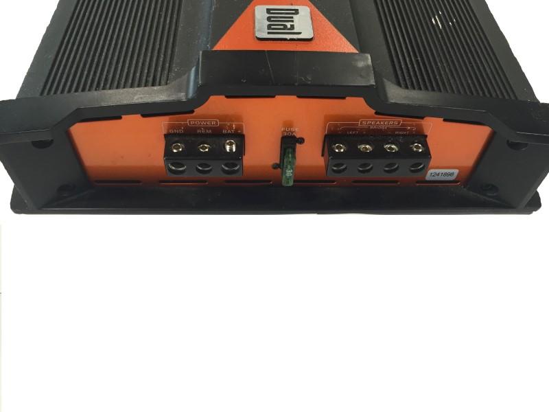 Dual Electronics 400W Car Amplifier XPR520
