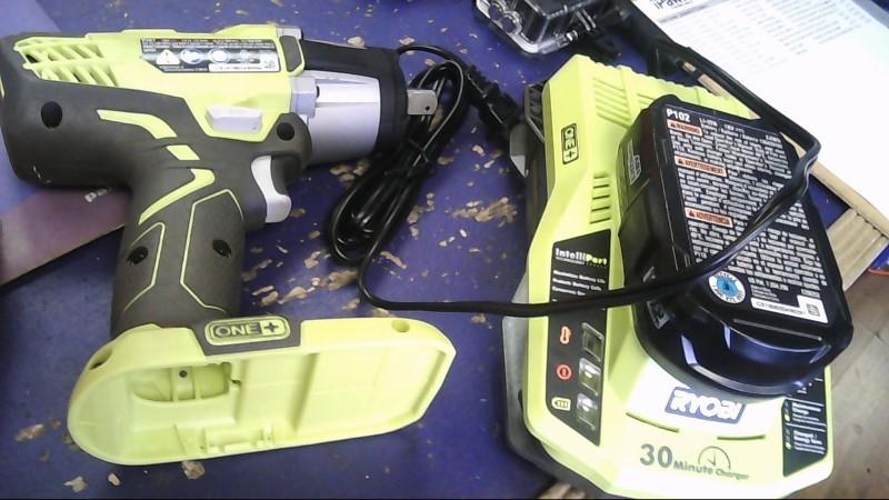 RYOBI Impact Wrench/Driver P261