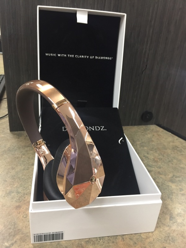 MONSTER Headphones DIAMONDZ