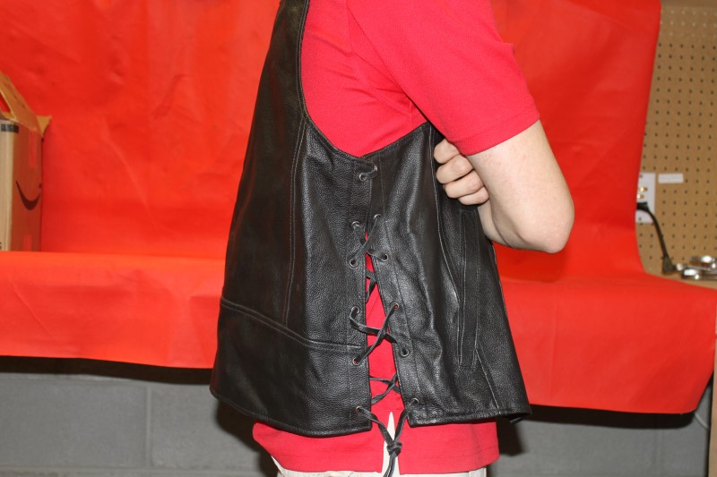 HARLEY DAVIDSON Fashion Accessory LEATHER VEST
