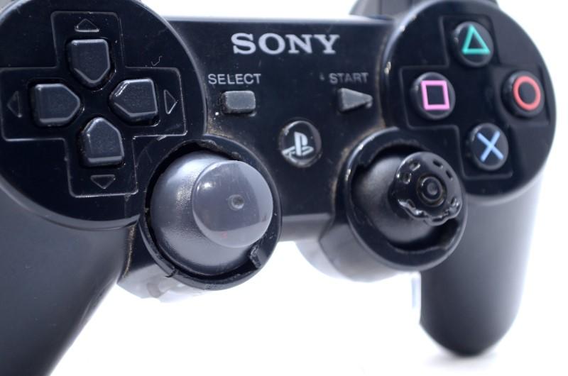Sony Playstation 3 CECH-3001A 160GB Black Slim Console Bundle>