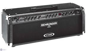 BEHRINGER Electric Guitar Amp V-TONE GMX1200H