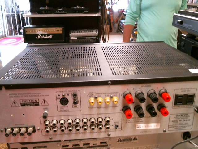 ONKYO Amplifier TX-850