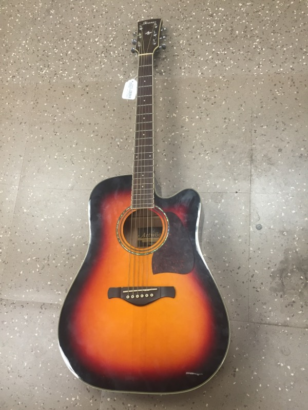 IBANEZ Acoustic Guitar AW300ECE
