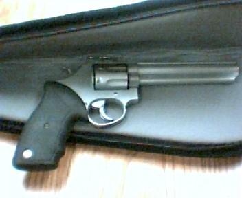 TAURUS Pistol PISTOL .357 MAGNUM