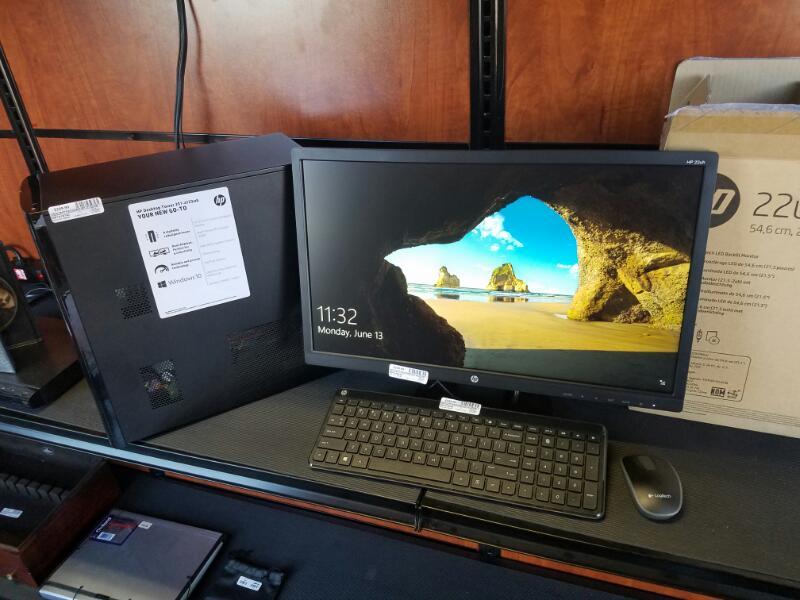 HEWLETT PACKARD PC Desktop TOWER 251-A123WB