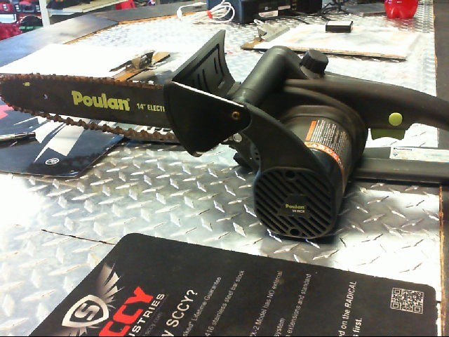POULAN Chainsaw PLN1514