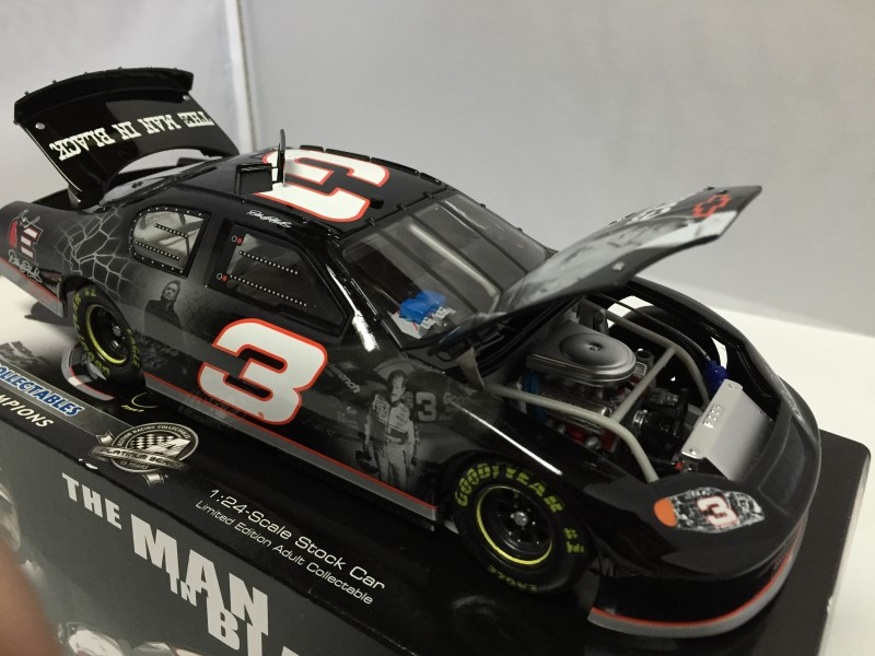 DALE EARNHARDT COLLECTIBLE CAR