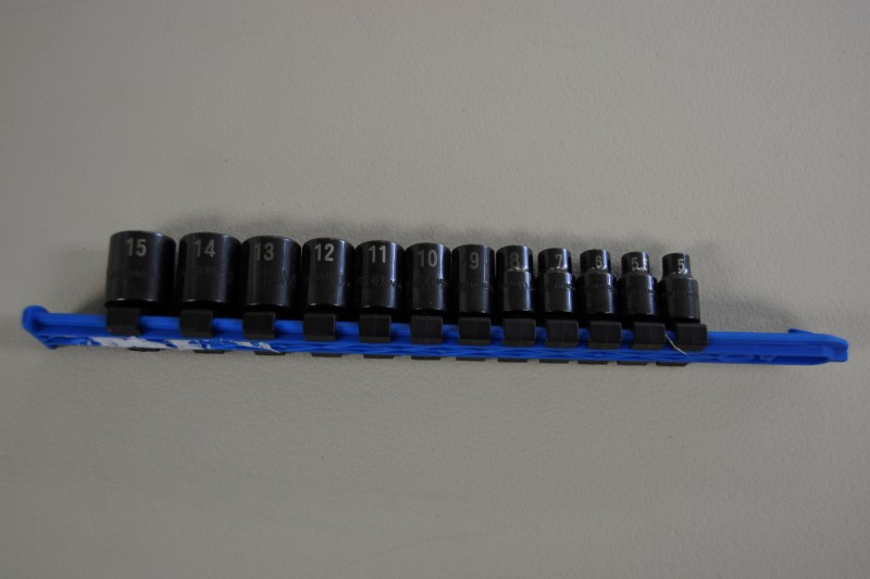 "MATCO TOOLS 1/4"" 12 PIECE SOCKET SET"