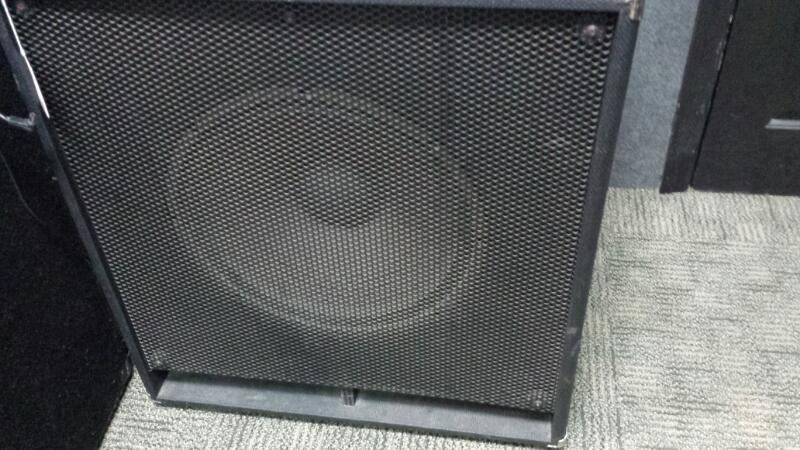 FENDER Bass Guitar Amp BASSMAN 115