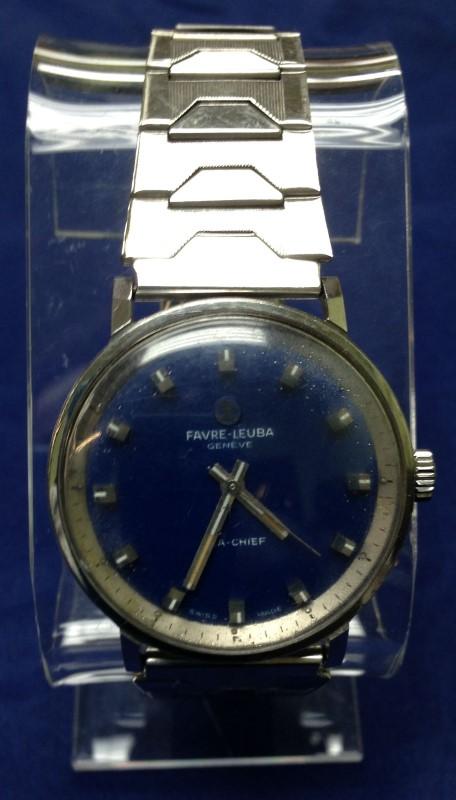 FAVRE-LEUBA Gent's Wristwatch SEA-CHIEF